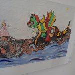 Niki de Saint Phalle - Personalized to Martha